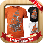 T-Shirt Design Pro icon