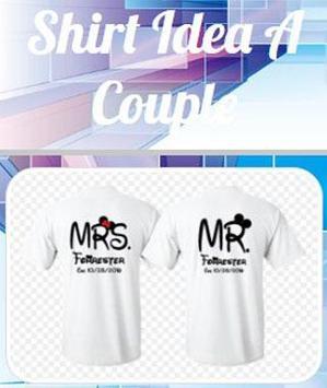 Couple clothes ideas poster