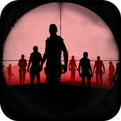 Shooter: Sniper VS Zombies 3D icon