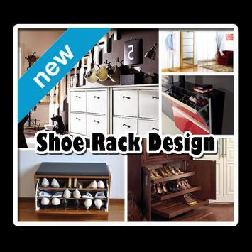 Shoe Rack Design poster