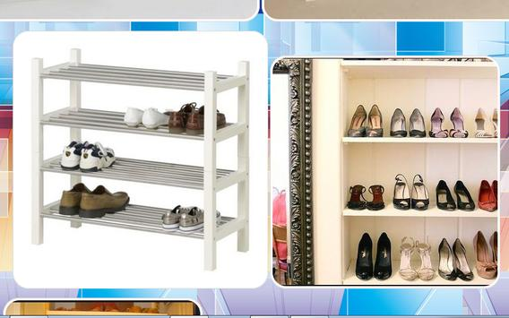Shoe Shelf Design apk screenshot