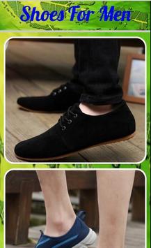 Shoes For Men screenshot 1