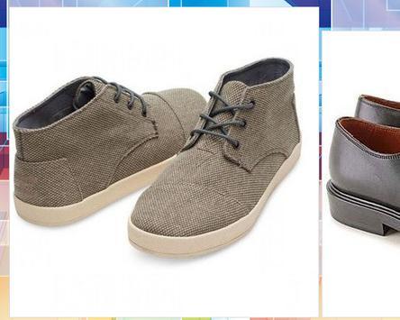 Men's Shoe Design screenshot 1