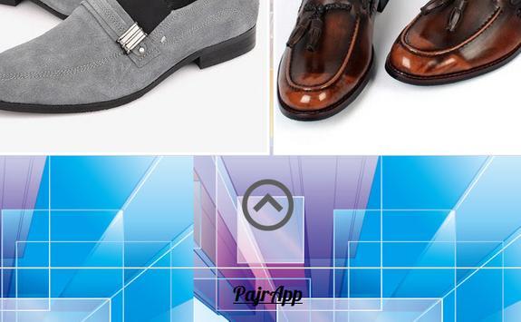 Men's Shoe Design screenshot 2