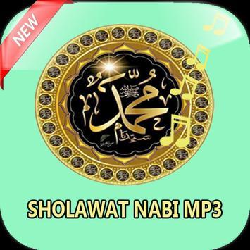 Top 1000 Sholawat Nabi Mp3 Lengkap poster