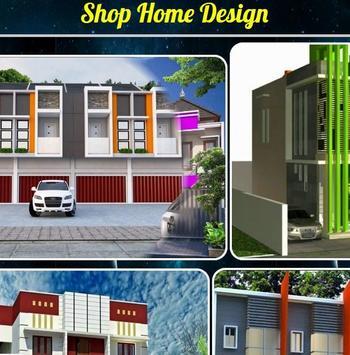 Shop Home Design poster