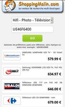 Comparateur de prix screenshot 2