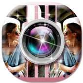Photo Mirror Effects App icon