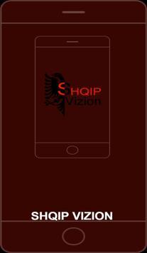 SHQIP VIZION poster