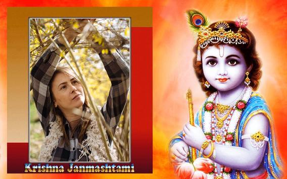 Shree Krishna Photo Frames apk screenshot