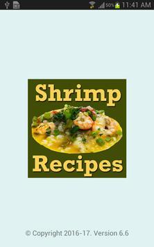 Shrimp Recipes Videos (Curry/Soup/Biryani/ALL) poster
