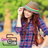 DSLR Blur Camera: Auto Focus icon