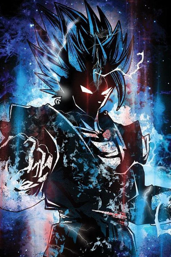 Dbz Goku Super Syaian Wallpaper Hd Free For Android Apk