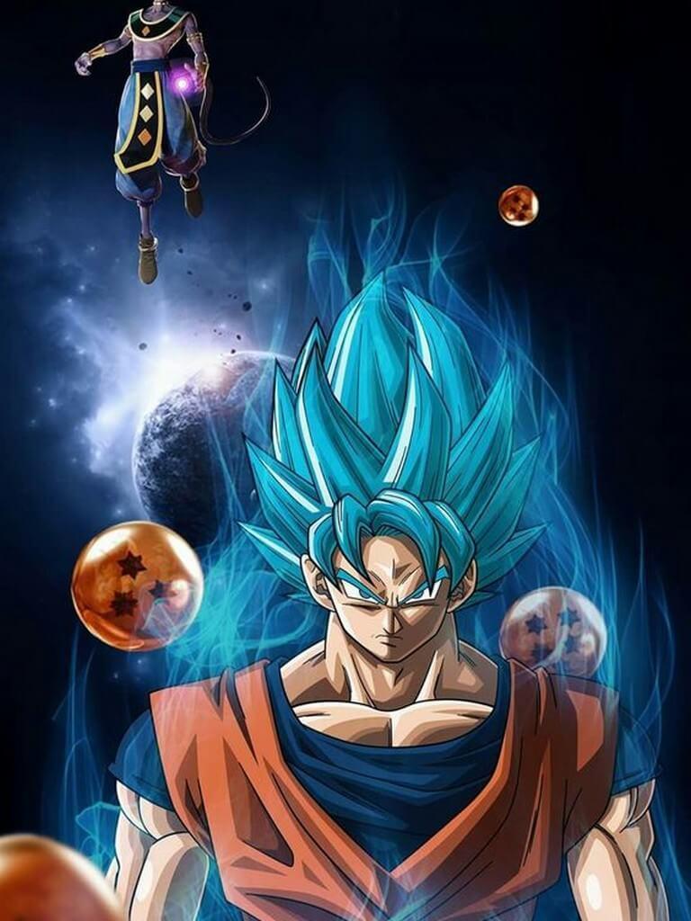 Goku Wallpaper Goku Hd Wallpaper For Android Apk Download