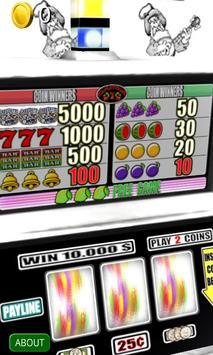 3D Bluegrass Slots - Free apk screenshot