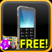 3D Cell Phone Slots - Free icon