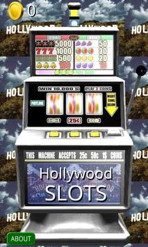 3D Hollywood Slots - Free poster
