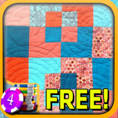 3D Quilting Slots - Free icon