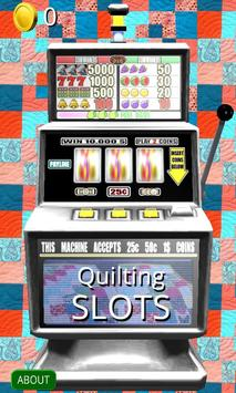 3D Quilting Slots - Free poster