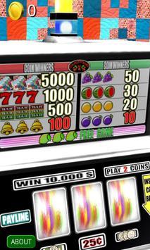 3D Quilting Slots - Free apk screenshot