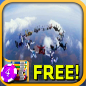 3D Skydiving Slots - Free icon