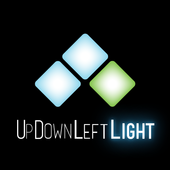 Up Down Left Light icon