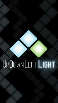 Up Down Left Light poster