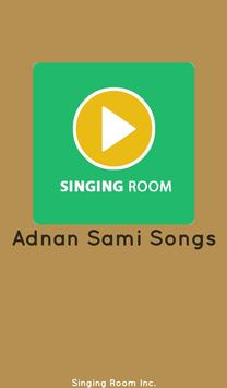 Hit Adnan Sami Songs Lyrics poster