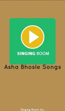 Hit Asha Bhosle Songs Lyrics poster