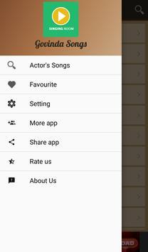 Hit Govinda Songs Lyrics and Dialogues apk screenshot