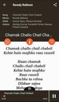 Hit Kumar Sanu Songs Lyrics screenshot 17