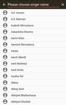 Hit Kumar Sanu Songs Lyrics screenshot 6