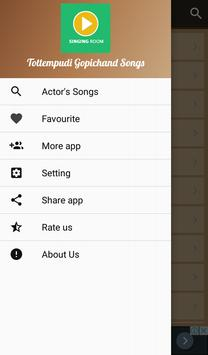 Hit Tottempudi Gopichand Songs apk screenshot