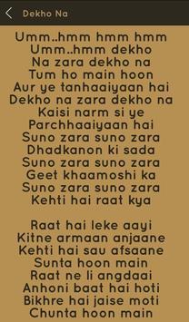 Hit Udit Narayan Songs Lyrics screenshot 7