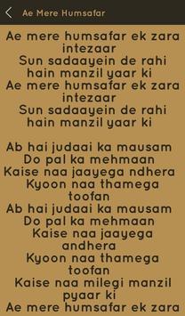 Hit Udit Narayan Songs Lyrics screenshot 18