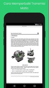Cara Memperbaiki Transmisi Matic screenshot 6