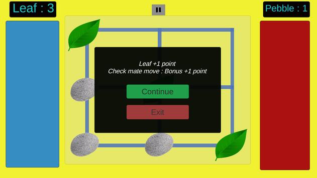 Leaf and Pebble apk screenshot