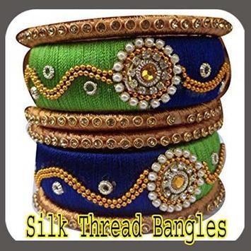 Silk Thread Bangles poster