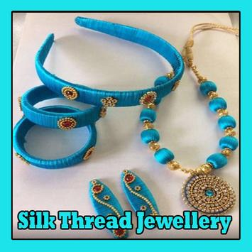 Silk Thread Jewellery poster