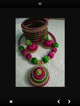 Silk Thread Jewellery screenshot 3