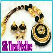 Silk Thread Necklace icon