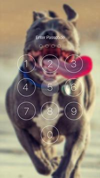 Pitbull Nice Dogs Wallpaper Lock Screen screenshot 3