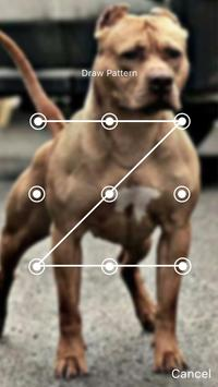 Pitbull Nice Dogs Wallpaper Lock Screen screenshot 4