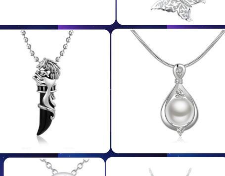 Silver Pendant Design screenshot 3