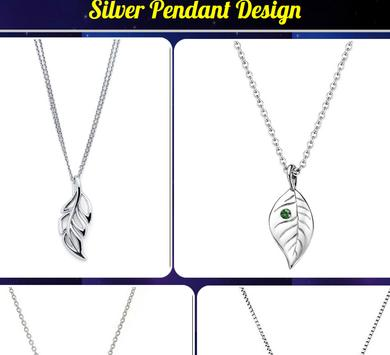 Silver Pendant Design apk screenshot