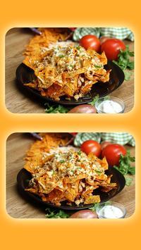 Spot The Differences - Tasty Food Quiz screenshot 3