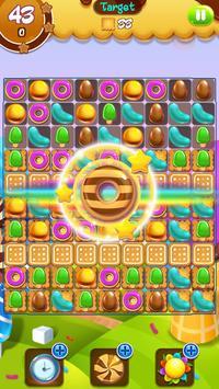 Yummy Candy Blast Mania - Jelly Mania Blast screenshot 4