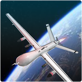 3D Drone Attack Simulator Game icon