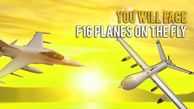 3D Drone Attack Simulator Game apk screenshot