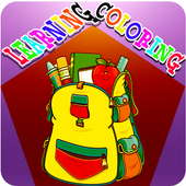 Learning Coloring icon